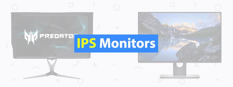 5 Best IPS Monitors of 2019