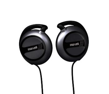 Maxell EC-150 Clip-on Headphones