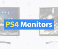 PS4 Monitors