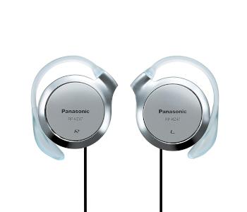 Panasonic RP-HZ47-S clip-on headphones
