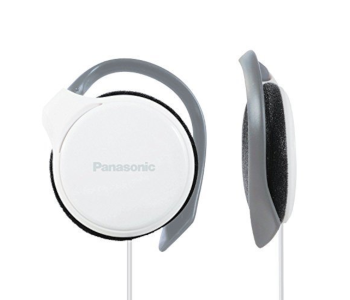 Panasonic RPHS46EW Clip-on Headphones