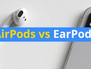 Apple AirPods vs EarPods Earbuds