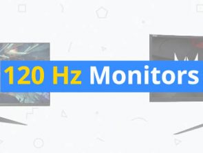 5 Best 120 Hz Monitors