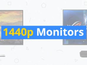 5 Best 1440p QHD Monitors