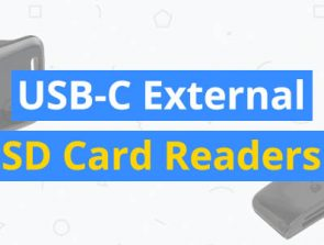 10 Best USB-C External SD Card Readers