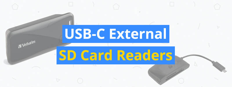 10 Best USB-C External SD Card Readers
