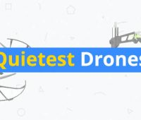 best quietest drones