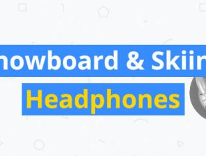Snowboard and Skiing Headphones