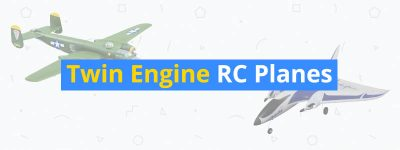 best twin engine rc planes