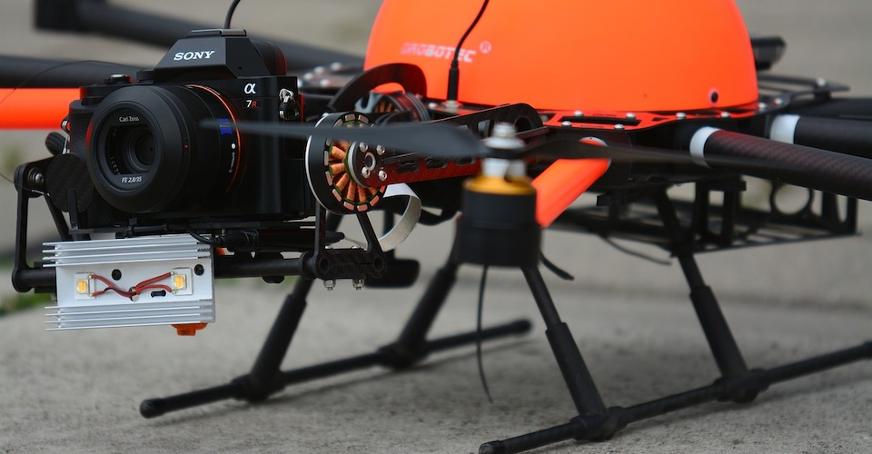 A Guide to Starting Your Own Drone Business