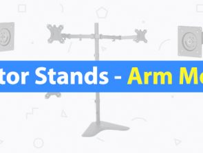 10 Best Monitor Stands and Arm Mounts