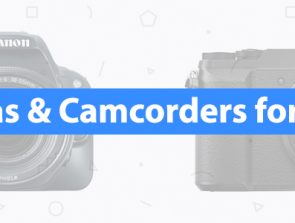 6 Best Cameras & Camcorders for Twitch of 2019
