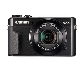 Canon PowerShot Point & Shoot G7 X Mark II