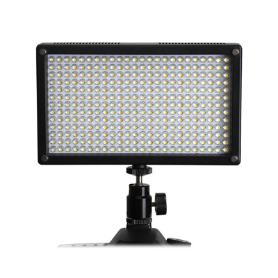 Camera-Mounted LED Lights