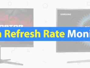 Best High Refresh Rate Monitors