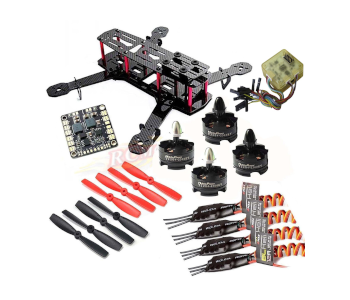 Hobbypower DIY QAV250 Quadcopter Frame Kit