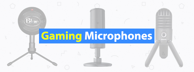 Microphones-for-YouTube-Gaming
