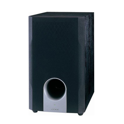 Onkyo SKW204 Bass Reflex Powered Subwoofer