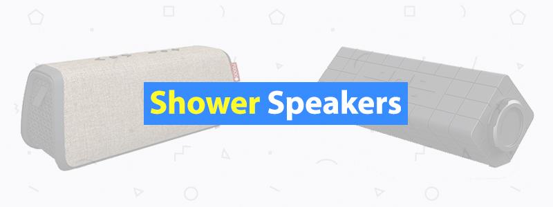 Shower-Speakers