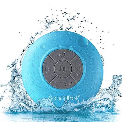 SoundBot SB510 HD Water Resistant Shower Speaker
