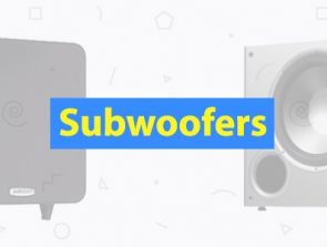 10 Best Subwoofers of 2019
