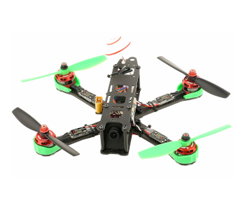 Woafly Full Carbon Frame FPV Quad ARF Race Kit
