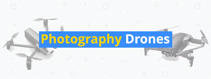 best photography drones