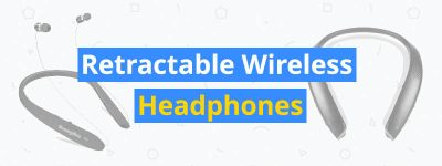 best retractable wireless headphones