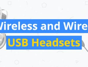 11 Best Wireless and Wired USB Headsets