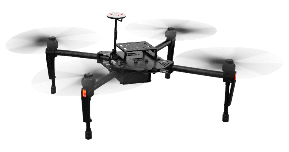 A Review of the DJI Matrice 100 Programmable Drone