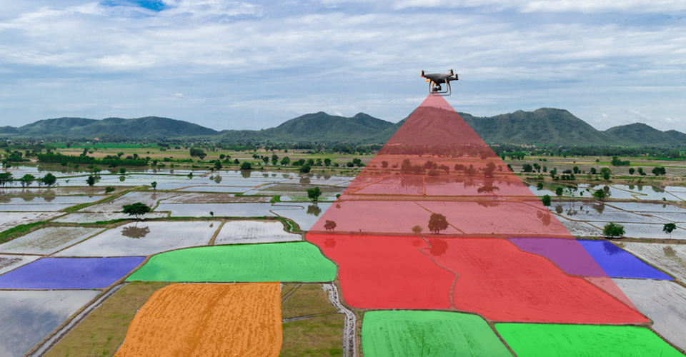 How to Do Aerial Surveys and Multispectral Imaging with