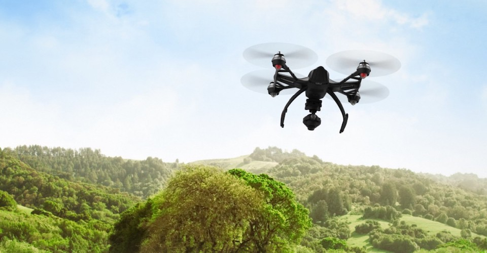 Yuneec Typhoon Q500 and Typhoon Q500 4K Review