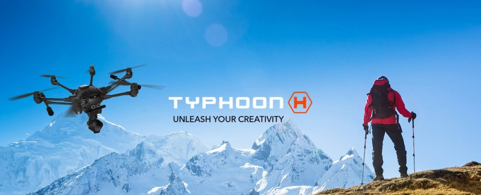 An In-Depth Review of the Yuneec Typhoon H