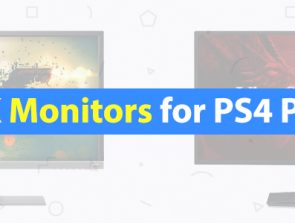 5 Best 4K Monitors for PS4 Pro and Xbox One X
