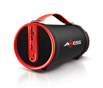 AXESS SPBT1033 Portable Bluetooth Speaker