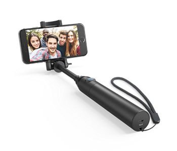 Anker Bluetooth Fully-Adjustable Selfie Stick