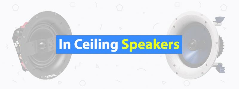 Best-In-Ceiling-Speakers