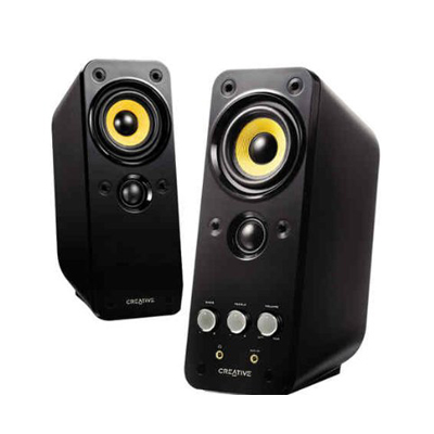 Creative Labs 51MF1610AA002 GigaWorks T20 Series II Gaming Speakers