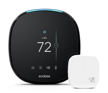 Ecobee4 Smart Thermostat with Voice Control