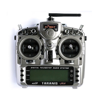 FrSky Taranis X9D Plus 16-Channel Transmitter