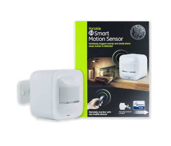 GE Enbrighten Z-Wave Plus Smart Motion Sensor