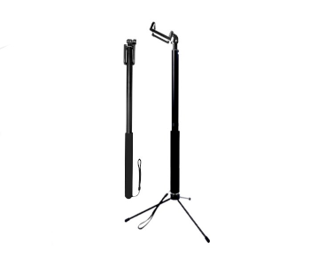Mighty Long Selfie Stick W/ Remote Control