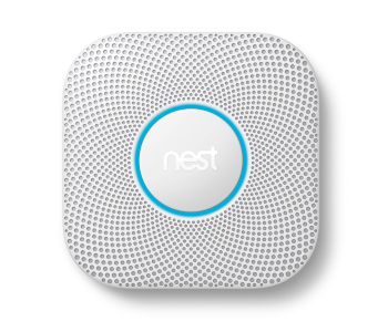 NEST PROTECT SMOKE + CARBON MONOXIDE ALARM 2ND GEN