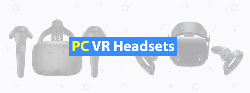 5 Best VR Headsets for PC