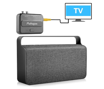 Pohopa Portable TV Soundbox