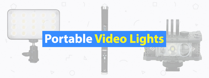 Portable-Video-Lights