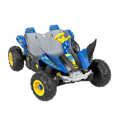 Power Wheels Batman & Robin Dune Racer