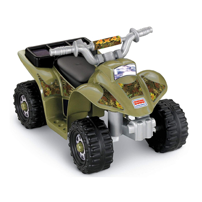 Power Wheels Lil' Quad Camo for Kids