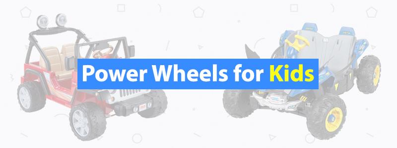 8 Best Power Wheels for Kids