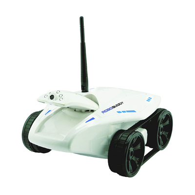 Robobuddy Wireless Remote Control Camera Car